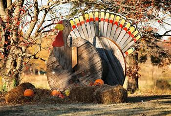Happy Thanksgiving from the Cochran Firm, providing Social Security disability law help